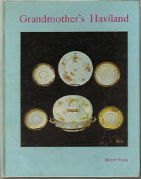 Grandmother's Haviland book-Click for Larger Picture